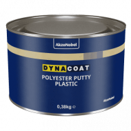 Polyester Putty Plastic